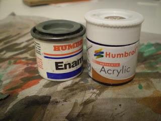Humbrol Paint