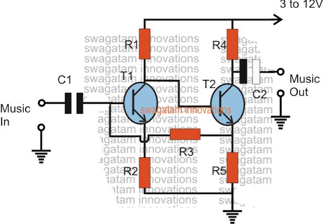 Pre-Amplifier Circuit