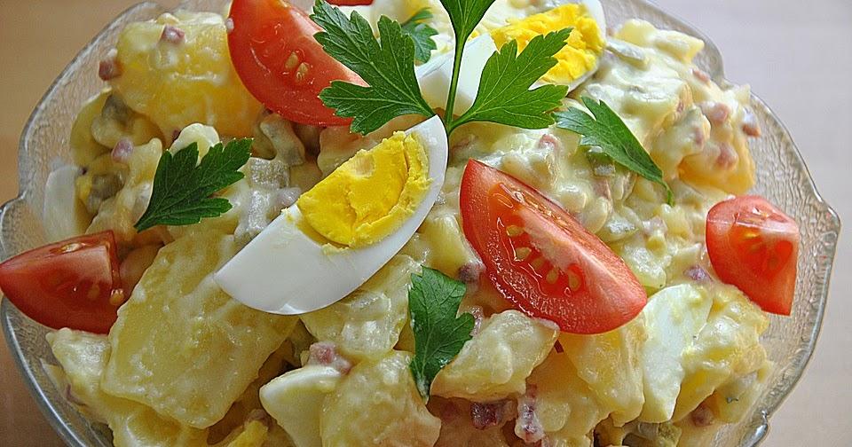 beste rezeptesammlung omas bester kartoffelsalat mit mayonnaise. Black Bedroom Furniture Sets. Home Design Ideas