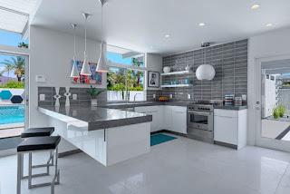 fliesenspiegel weiße küche