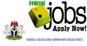 Federal Character Commission Recruitment 2018