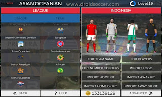 Download FTS 15 MOD PES 2017 by Alan Apk + Data Obb