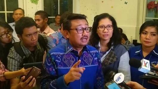 Prabowo Batal Jenguk Ani Yudhoyono, Elite Demokrat: Jangan Ngambekan