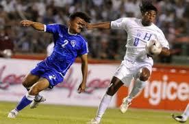 El Salvador vs Honduras en Eliminatorias Concacaf