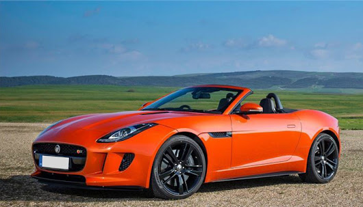 Jaguar F-Type Convertible is the Most Luxurious item of This Class