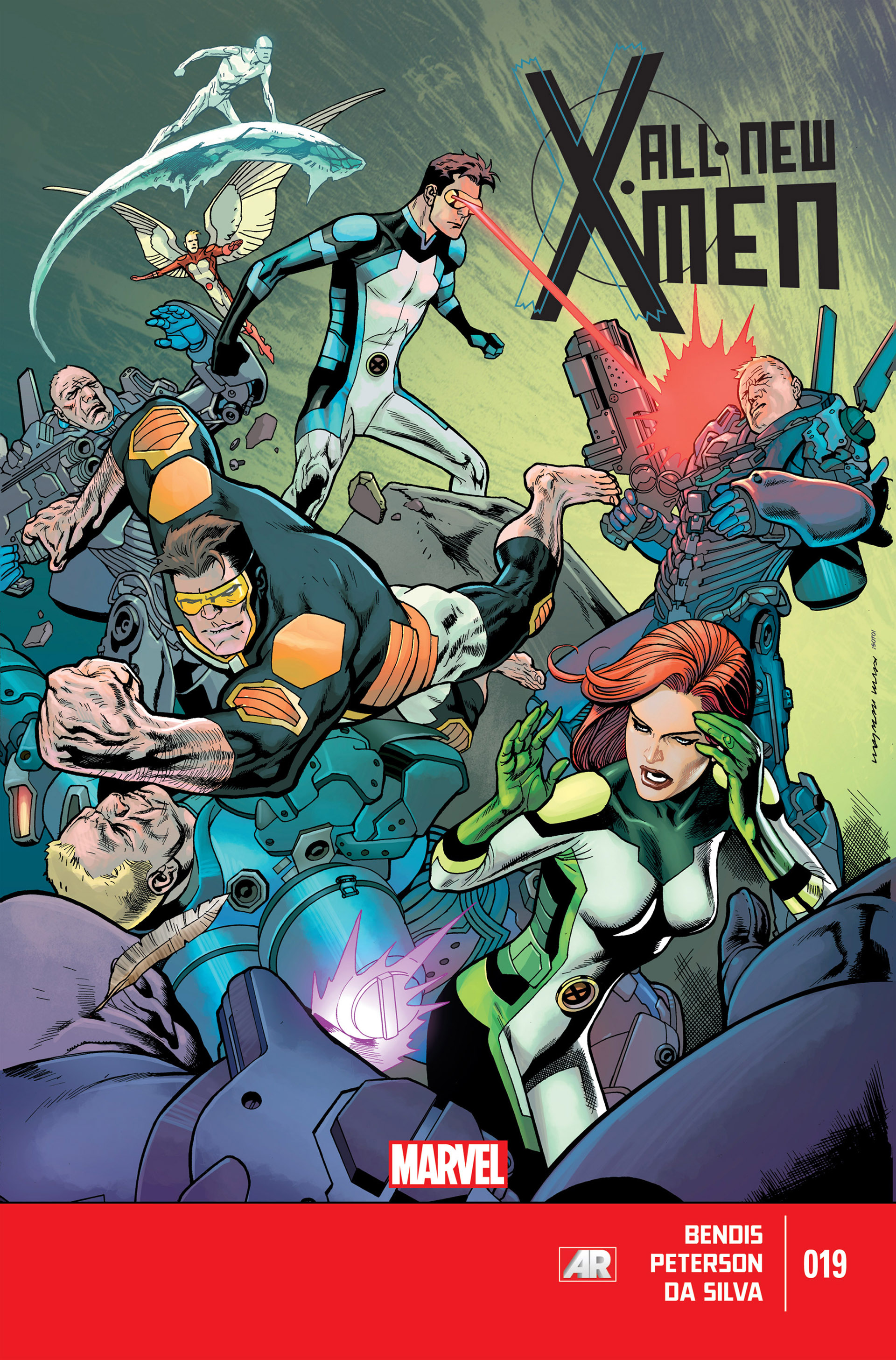 Read online All-New X-Men (2013) comic -  Issue #19 - 1