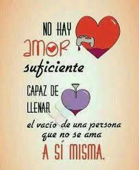 Amor Propio Frases T Amor Propio Propios Y Amor
