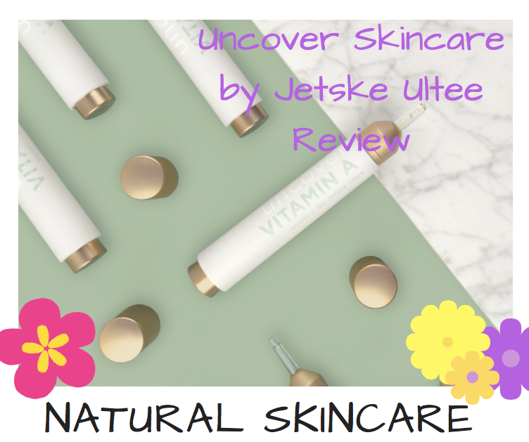 Uncover Skincare by Jetske Ultee