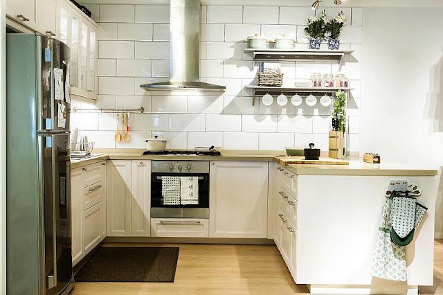 Model Lemari Dapur Terbaru Untuk Kerapihan Dapur