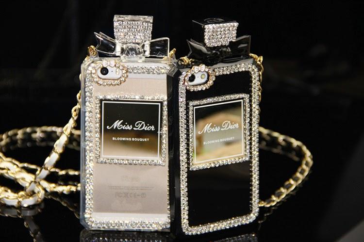 parfüm flasche wie schleife