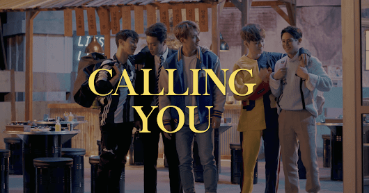 Lirik Lagu HIGHLIGHT - Calling You [Rom/Han/Eng]