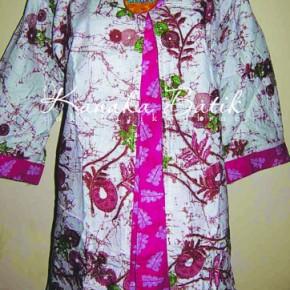 Model Baju Batik Wanita Terbaru Modern Model Baju Batik Wanita