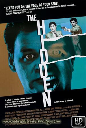 Hidden: Lo Oculto [1080p] [Latino-Ingles] [MEGA]