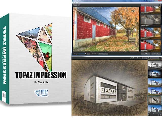Topaz Impression 2.0