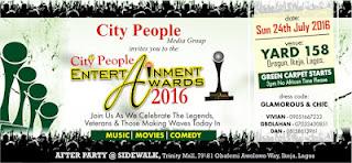 News: Blogger KEA ADAMS Throws a Jab at Citypeople Awards