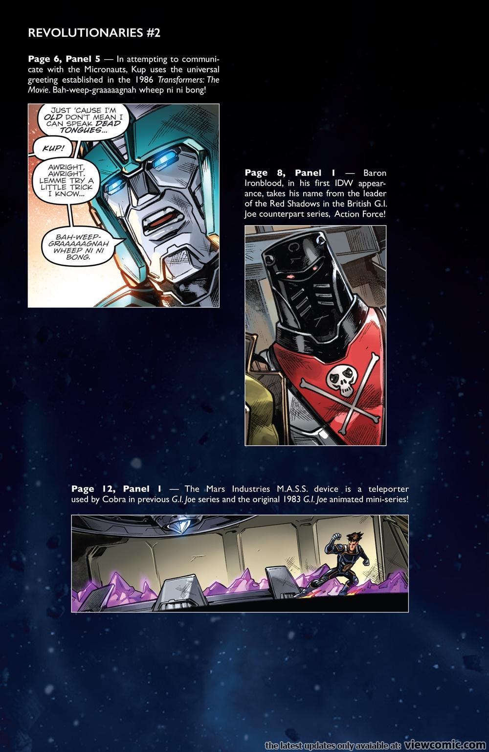 Revolutionaries 008 2017 Reading Comics Online For Free