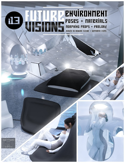 i13 Future VISIONS Environment and Poses