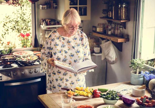 thực phẩm dinh dưỡng dành cho người già