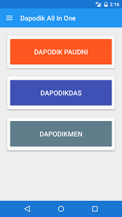 fittur dapodik all in one android