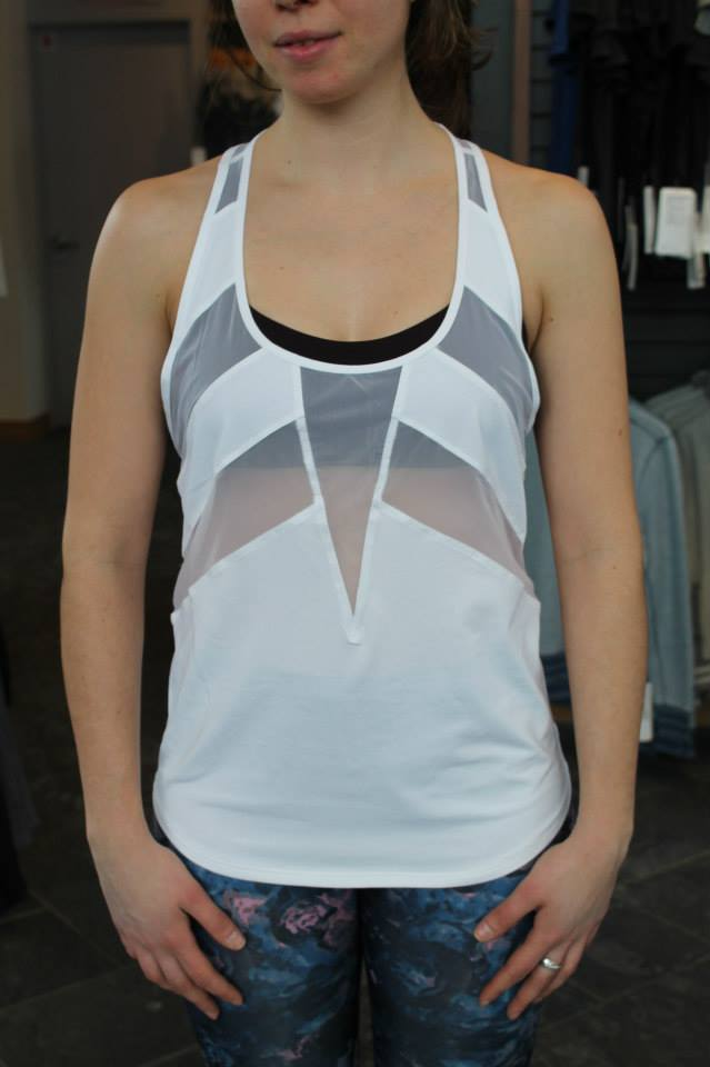 lululemon if you're lucky tank