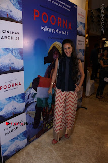 The Red Carpet Of The Special Screening Of Poorna  0042.JPG