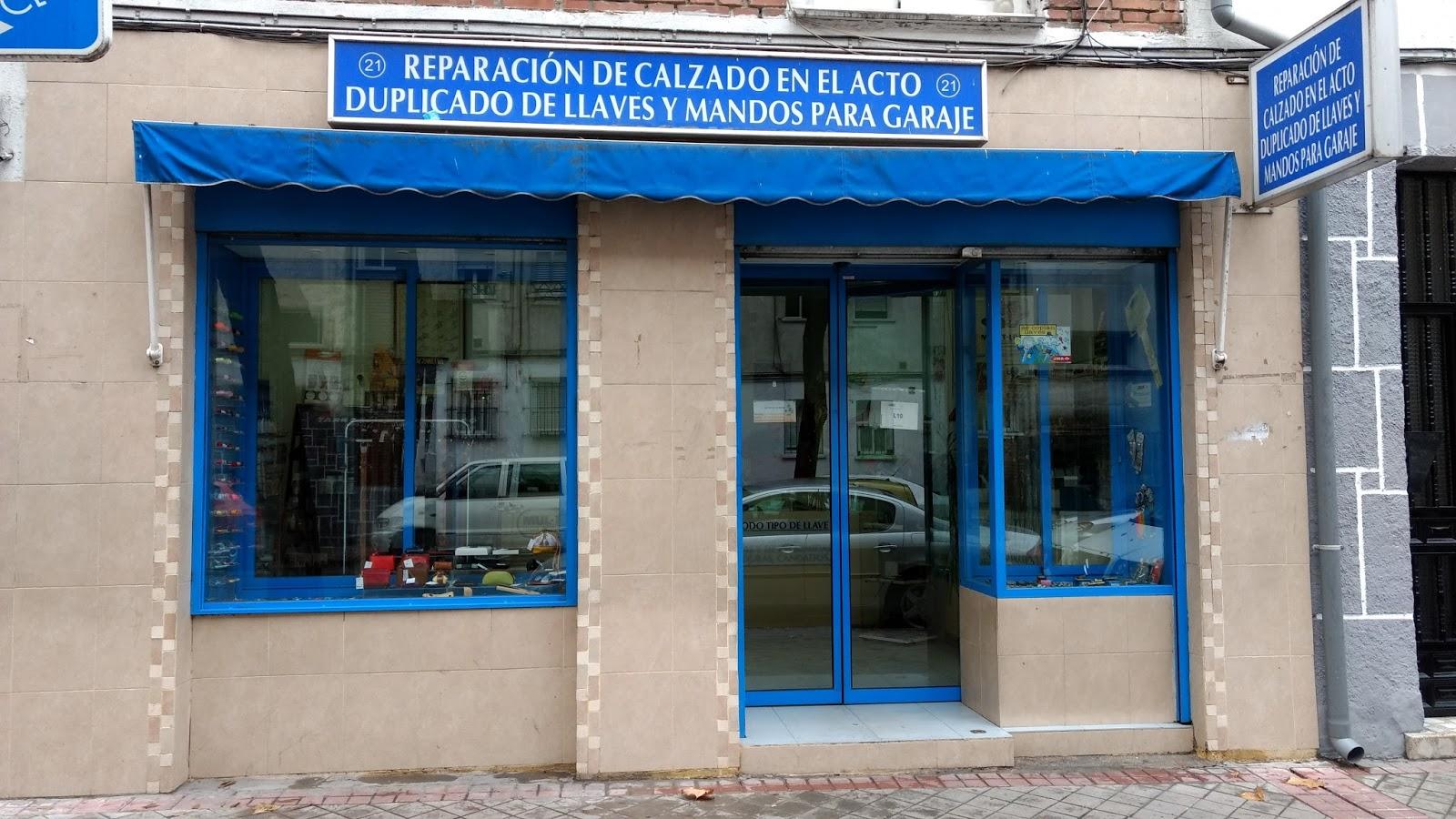 REPARACION DE CALZADO VILLAVERDE
