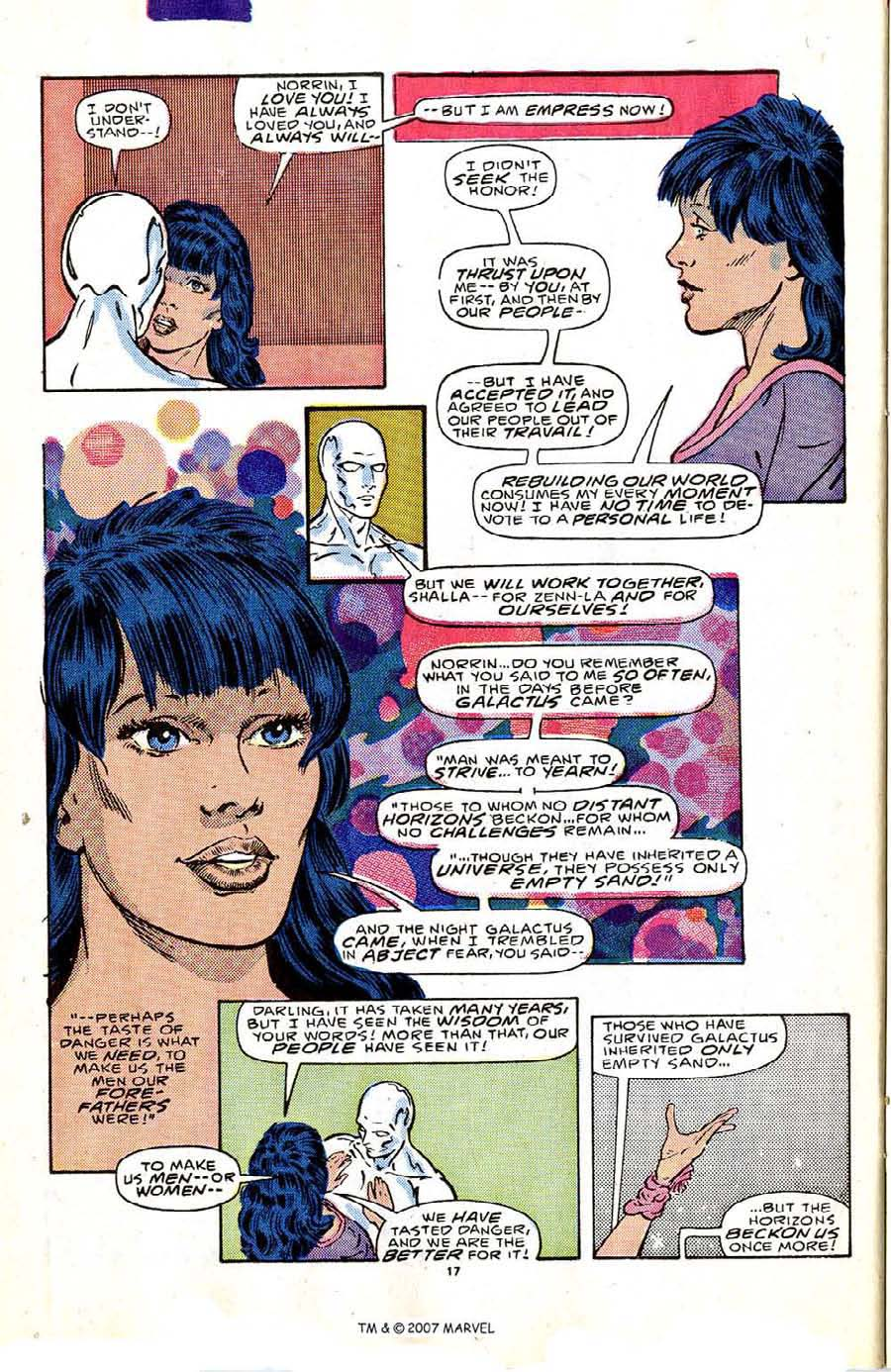 Read online Silver Surfer (1987) comic -  Issue #2 - 24