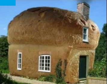 Rumah Bentuk Roti