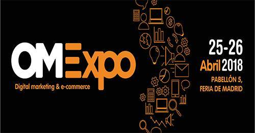 Llega OMExpo, Feria de Ecommerce y Marketing Digital