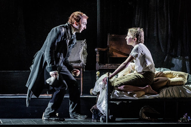 Britten: The Turn of the Screw - Andrew Dickinson, Hugh Hetherington - Bury Court Opera (Photo Robert Workman)