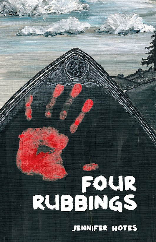 Mom With A Kindle: REVIEW TOUR [Review + Giveaway] Four Rubbings by Elizabeth A. Hotes