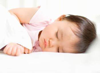 Giấc ngủ trẻ thơ