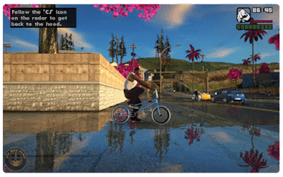 San Andreas Pink City With DirectX 2.0 (Ultimate Graphics Mod) 4K