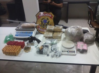 Operação prende 12 em Irecê, Barreiras e Luís Eduardo Magalhães por tráfico de drogas
