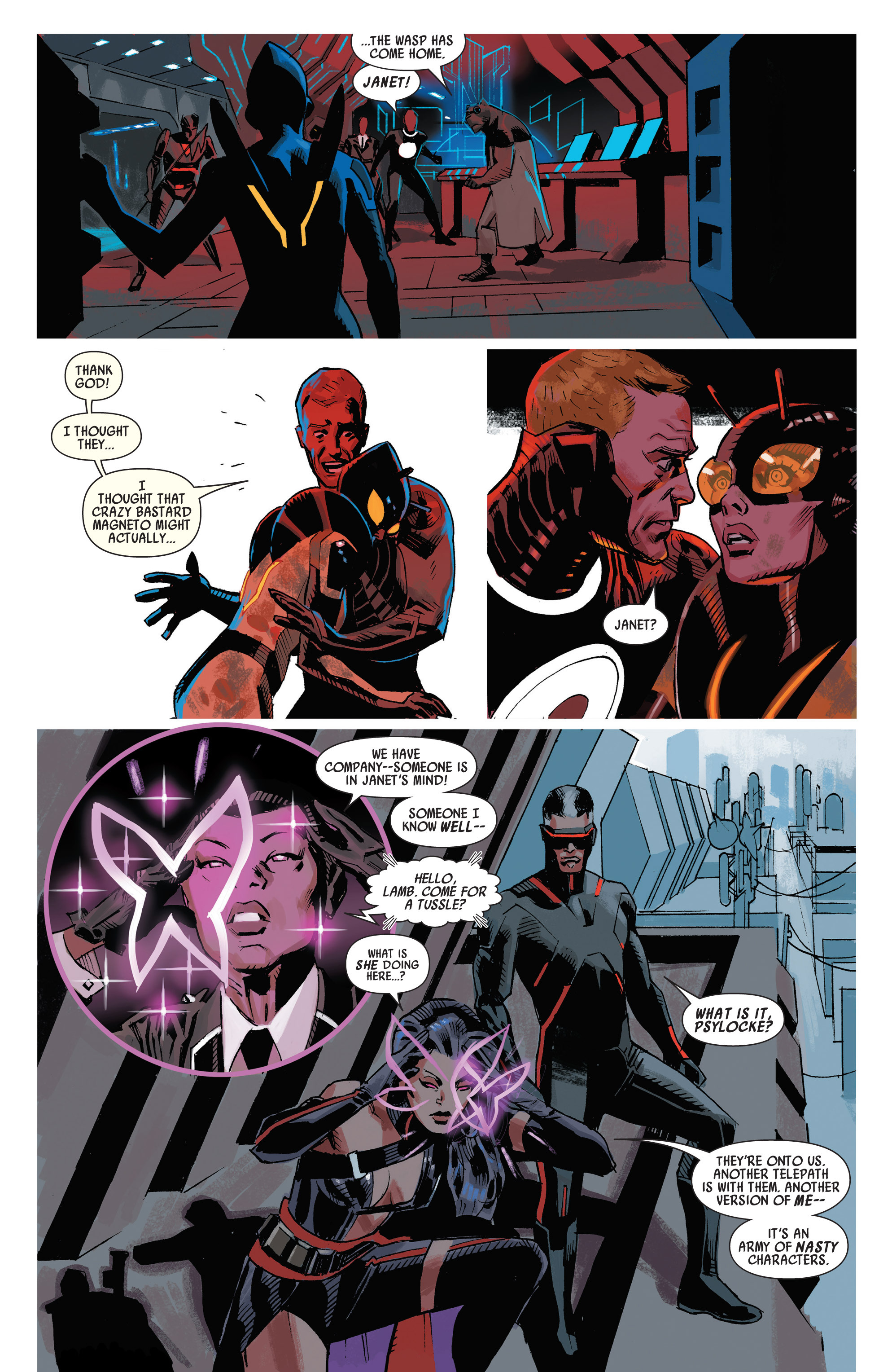 Read online Uncanny Avengers (2012) comic -  Issue #19 - 14