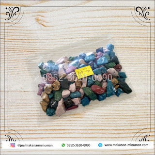 Coklat Berbentuk Batu Kerikil, +62 852-3610-0090
