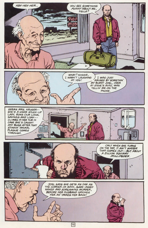 Read online Animal Man (1988) comic -  Issue #75 - 17