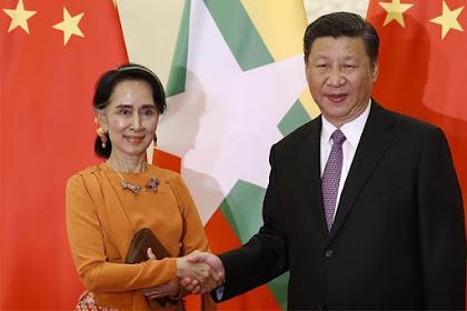 Cina Tegaskan Kembali Sikap Anti-Islamnya Dalam Kasus Rohingya