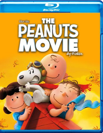 The Peanuts Movie 2015 English BluRay Download