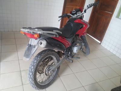 Brejo e Chapadinha: PM recupera mais duas motos roubadas