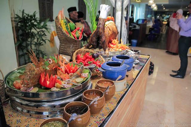 Ikan Jenahak. - buffet ramadan Selera Desa Hotel Ancasa