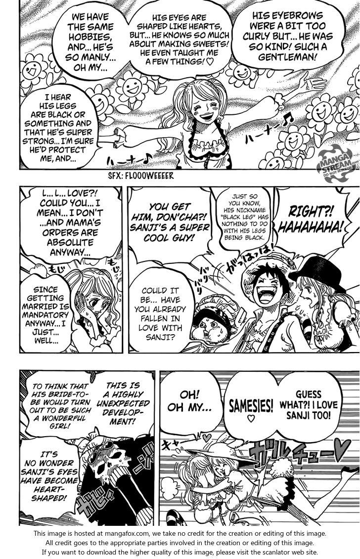 One Piece Ch.828