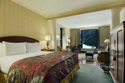 vacante de lux FAIRMONT CHATEAU LAKE LOUISE