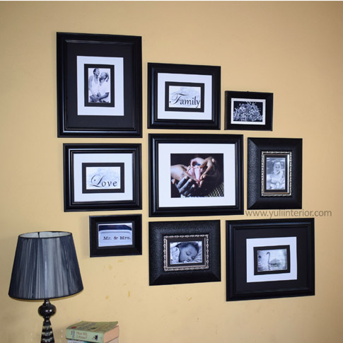 Custom-Gallery-Wall Frames-Wall Art-Port Harcourt-Nigeria