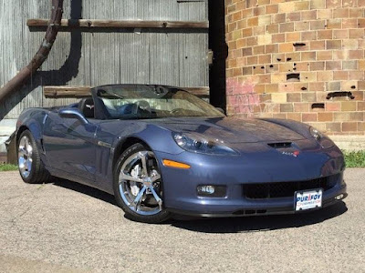 2012 Chevy Corvette Grand Sport for sale Purifoy Chevrolet near Denver