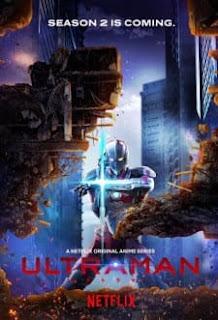 تقرير أونا الرجل الالي Ultraman 2 الموسم الثاني