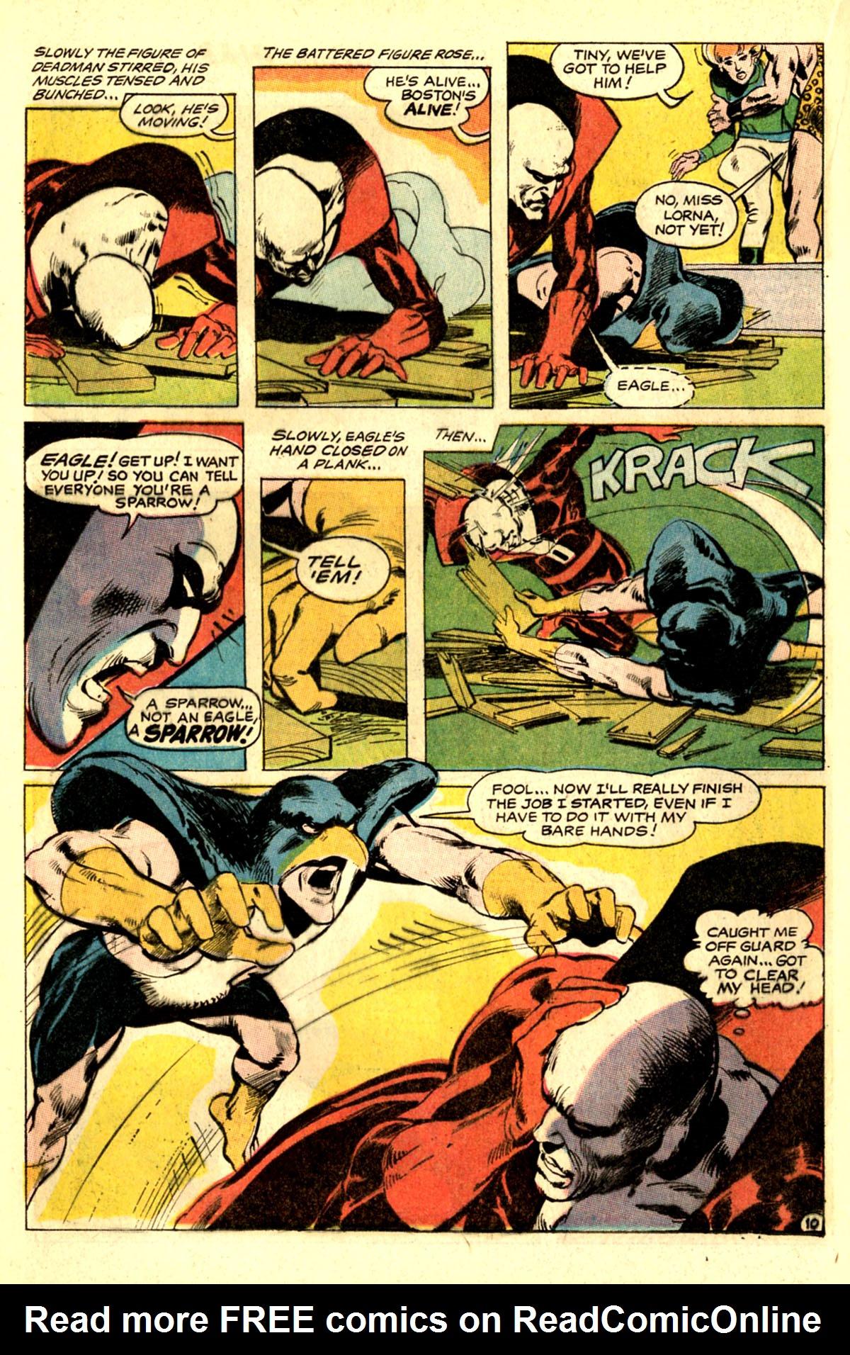Strange Adventures (1950) issue 208 - Page 16