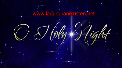 Download Lagu O Holy Night - Grezia Epiphania
