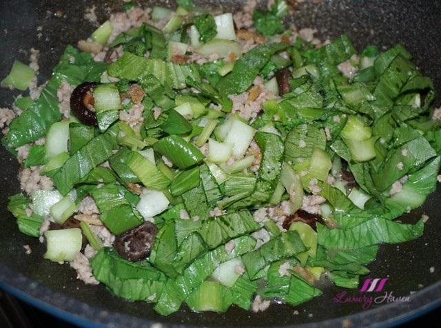 stir fried baby bok choy recipe