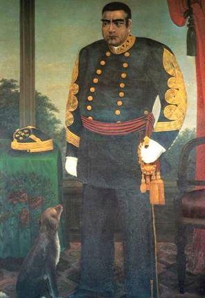 saigo takamori dengan seragam militer